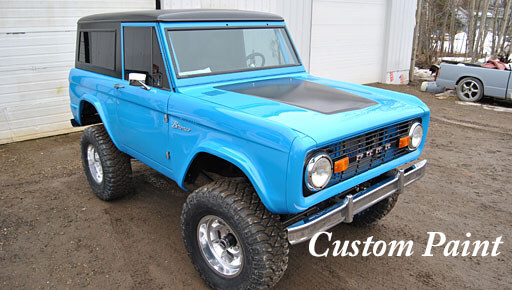 Steel To Steel Custom Restorations Ltd